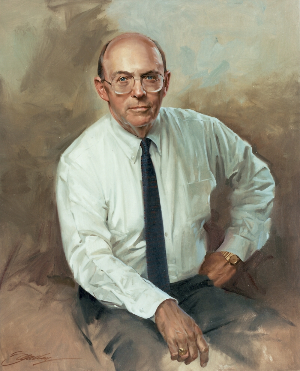 John Howard Sanden American Portrait Painter